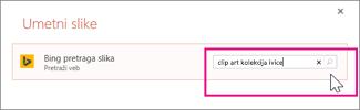 Pretražite clip art kolekcije ivice u pregledaču Bing