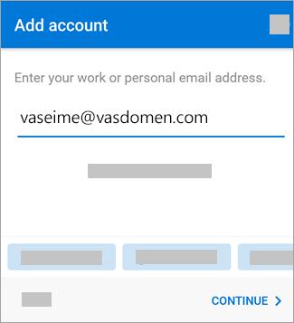Unesite adresu e-pošte.