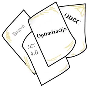 Retro Jet bele knjige o