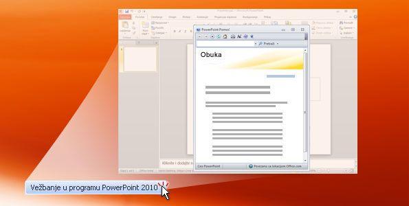 PowerPoint 2010 vežba