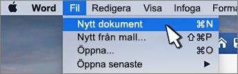Alternativet Nytt dokument