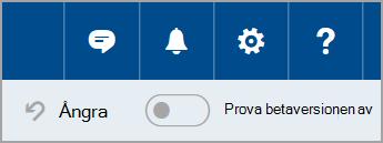 Ansluta till Outlook.com beta