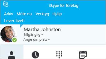 Komma igång med Skype för företag 2016