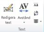 Gruppen WordArt-text i Publisher 2010