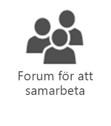 PMO – Forum för samarbete