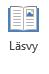 Läsvyn är lämplig för att läsa en PowerPoint-presentation i helskärmsläge när det inte finns någon presentatör.