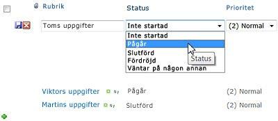 Öppen webbplats i SharePoint Designer 2010