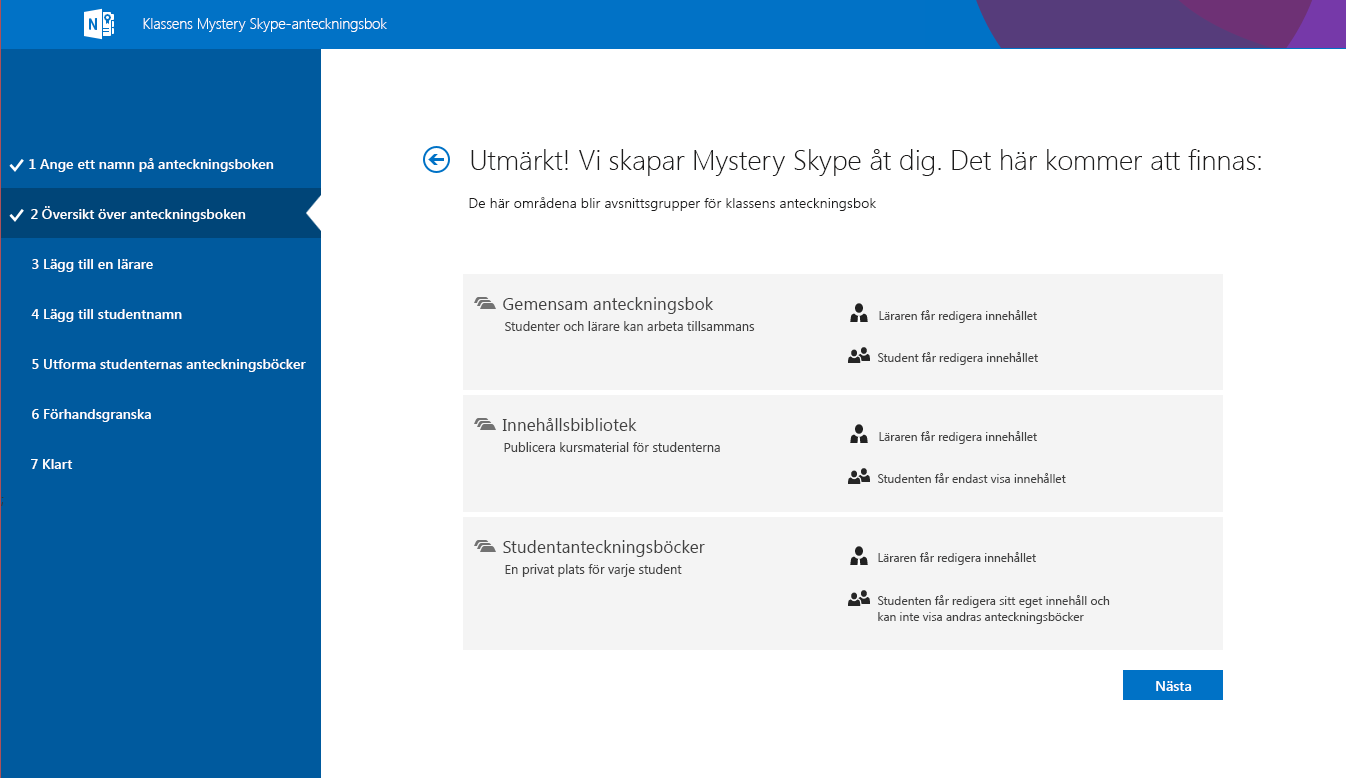 Mystery Skype-översikt