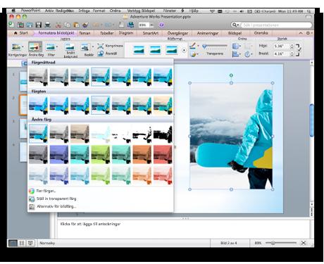 powerpoint för mac gratis