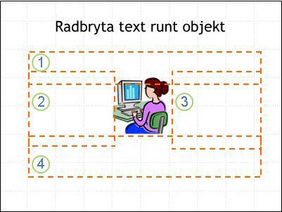 Bild med objekt, numrerade textrutor, ingen text.