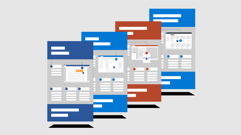 konceptbild för infografik