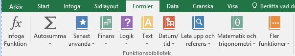 Gruppen Funktionsbibliotek
