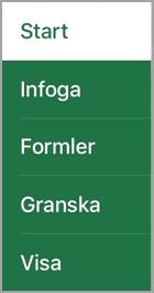 Fliken Formler