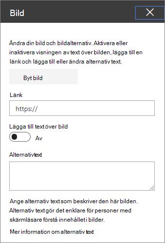 Bild av en del Webbverktyg