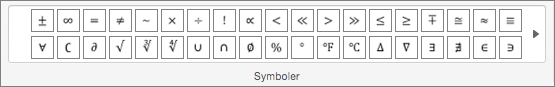 Gruppen Symboler