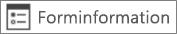 Forminformation-kommando