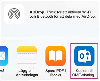 Visningsprogram för OME med Gmail 3