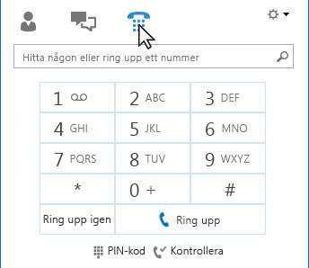 Fliken Telefon