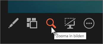 Zooma in bilden