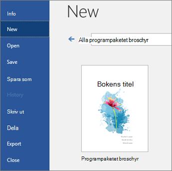 """Sökmallar för """"Poetry broschyr"""""""