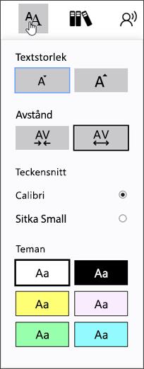 Textalternativ