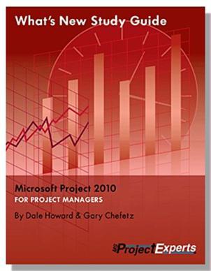MS Project-experter, nya studiehandböcker