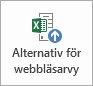 Knappen Alternativ för webbläsarvy
