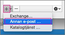 Annan e-post