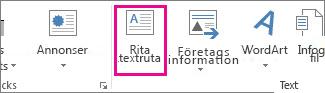 Rita textruta