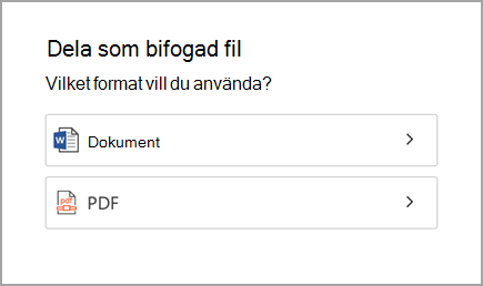 Dokument eller en PDF-fil