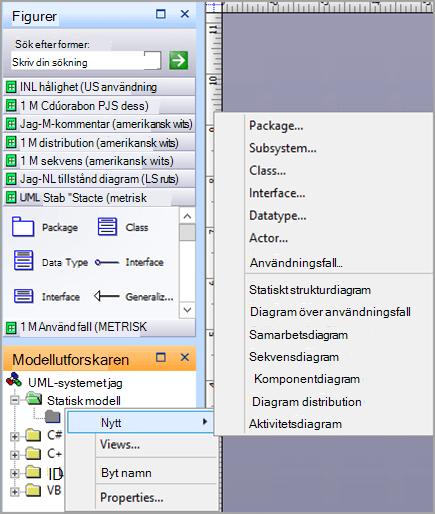 Selece användningsfallsdiagram