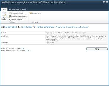 SharePoint Designer-formulär