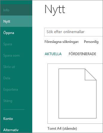 Arkiv Ny