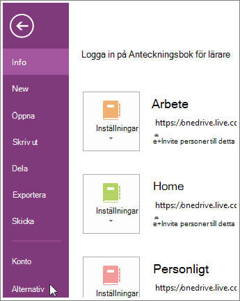 OneNote-alternativ