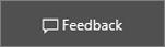 Skärmbild: Klicka på widgeten för Business Center-feedback om du vill lämna feedback