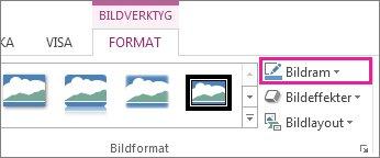 Plats för Bildverktyg