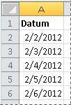 Konverterade datum