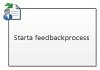 Starta feedbackprocess