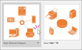 Enkelt nätverk-miniatyr