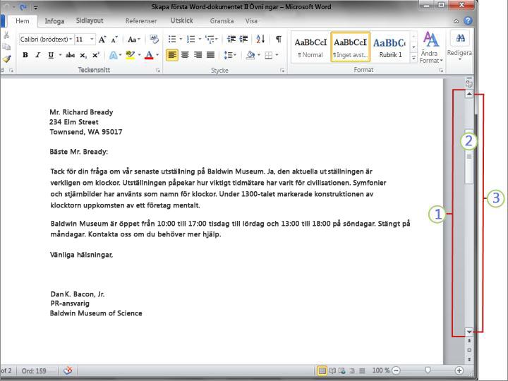 Word 2010-dokument
