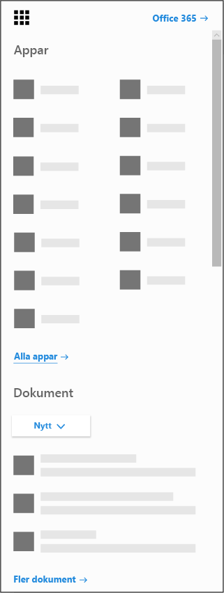 Office 365-Start programmet