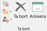 Arkivering med ett klick