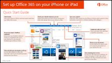 ตั้งค่า Office 365 บน iPhone หรือ iPad ของคุณ