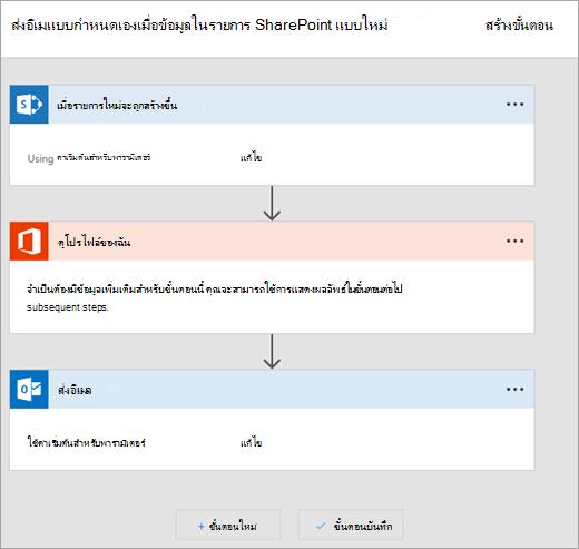 ทำตามคำแนะนำบนไซต์ Microsoft ขั้นตอนขั้นตอนการเชื่อมต่อ