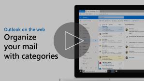 Kategoriler videosu ile e-postayı düzenleme küçük resmi