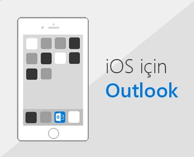 iOS için Outlook'u ayarlamak için tıklayın