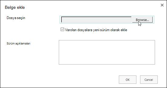 Windows Gezgini'nde bir logo çekme