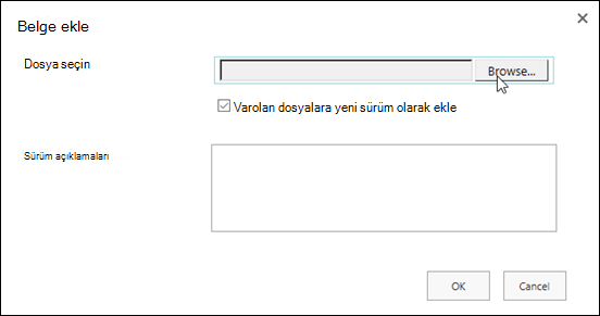 Windows Gezgini 'nde logo seçme