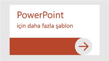 PowerPoint için daha fazla şablon