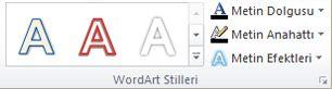 Excel Şerit Resmi